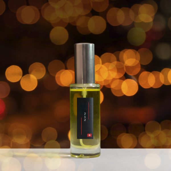 212/ Carolina Herrera - 30ml (Parfumerinė esencija, aliejiniai kvepalai)