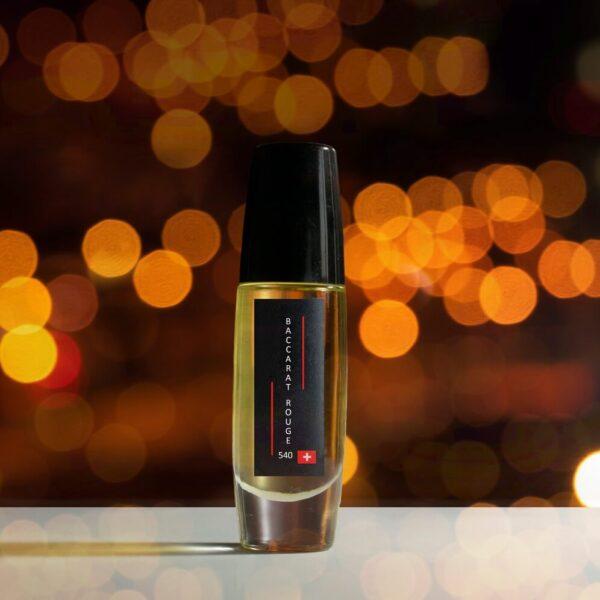 Baccarat Rouge 540/ Maison Francis Kurkdjian - 12ml (Parfumerinė esencija, aliejiniai kvepalai)