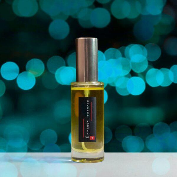 Baccarat Rouge 540/ Maison Francis Kurkdjian - 30ml vytiški (Parfumerinė esencija, aliejiniai kvepalai)