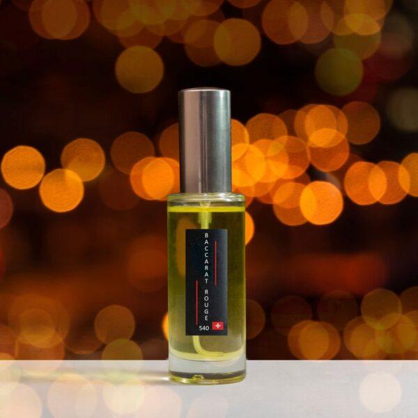 Baccarat Rouge 540/ Maison Francis Kurkdjian - 30ml (Parfumerinė esencija, aliejiniai kvepalai)