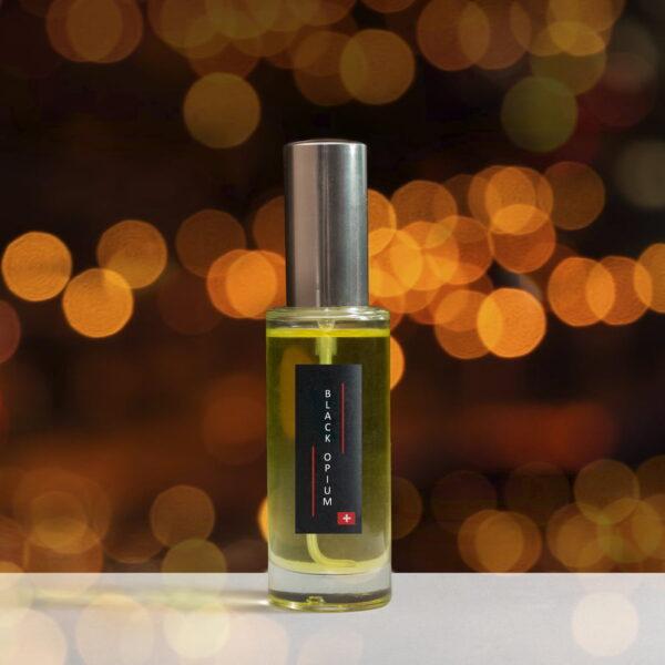 Black Opium/ Yves Saint Laurent - 30ml (Parfumerinė esencija, aliejiniai kvepalai)