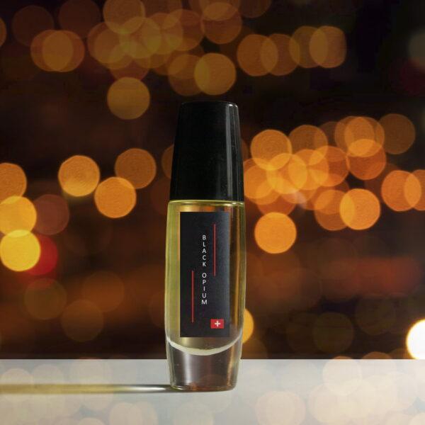 Black Opium/ Yves Saint Laurent - 12ml (Parfumerinė esencija, aliejiniai kvepalai)