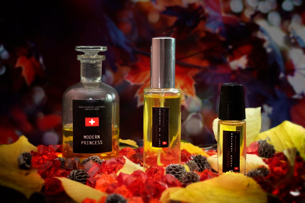 Parfumerinė esencija - 12 - 30 ml | Aliejiniai kvepalai