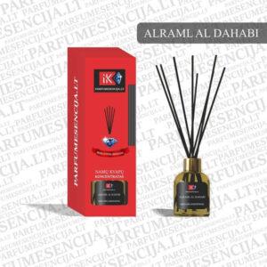 alraml-al-dahabi namu kvapas su pagaliukais