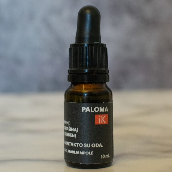 paloma parfumerine esencija aromatas